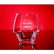 Whiskyglas Open Up 38cl mit individueller Gravur Geburtstag