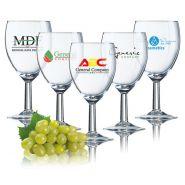 Weinglas universal 24cl 1-fbg. bedrucken