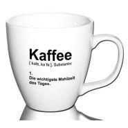 Kaffee - die wichtigste Mahlzeit des Tages