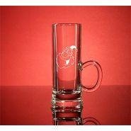 Schnapsglas mit Henkel Gravur Weihnachten