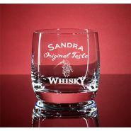 Whiskyglas Vigne mit Wunschtext