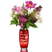 Vase mit individueller Gravur