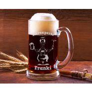 Bierkrug Icon 0,5L mit gravur Geburtstag