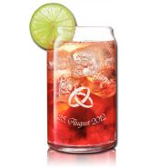 Longdrinkglas Can 35cl mit Gravur Hochzeit