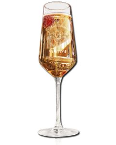 Sektglas Julia 23cl - gravieren Weihnachten