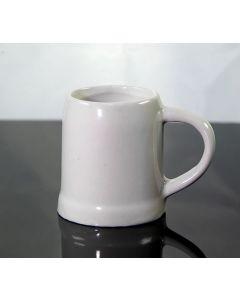 2. Wahl - Minikrug Schnapstopf Miniseidel ca. 5cl - Glasurfehler