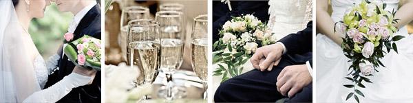 Hochzeitsgläser mit Gravur, Gastgeschenke gravieren